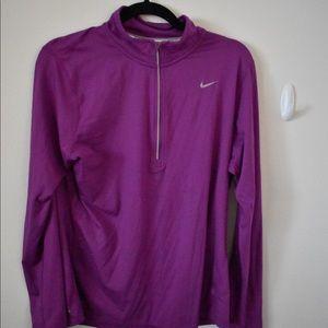 Women's Nike Quarter Zip